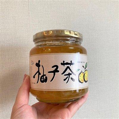マッスンブ柚子茶
