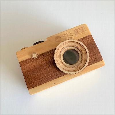 一眼レフカメラ(木箱)