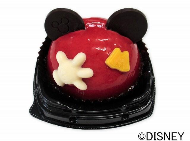〈ミッキーマウス〉ベリー&チョコ