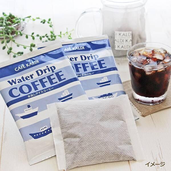 カフェカルディ ウォータードリップコーヒー(4p)