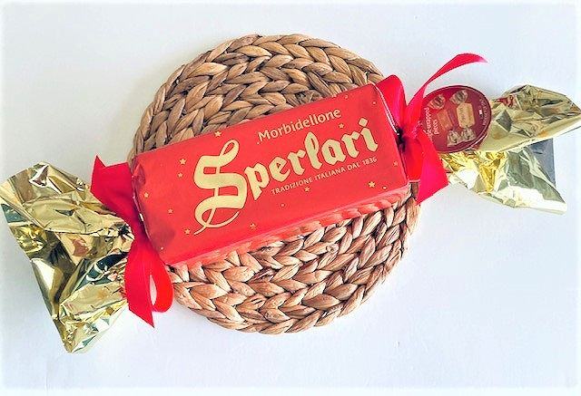 MORBIDELLI チョコレートヌガー ダーク&ホワイト