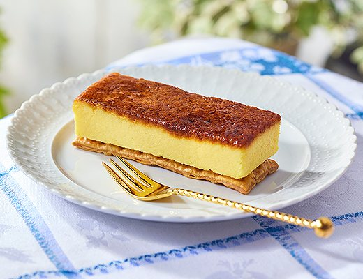 Uchi Café Spécialité 露まろカスタードフラン