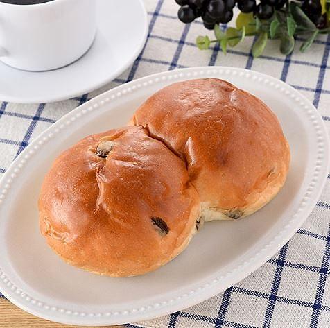 じゃりうまぶどうパン