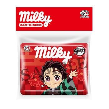 ミルキー缶 鬼滅の刃