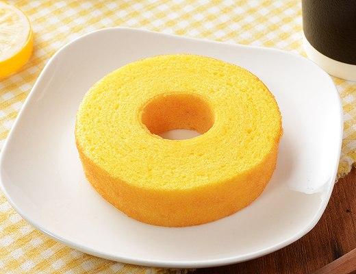 瀬戸内レモン&ゲランド塩のバウムクーヘン 1個