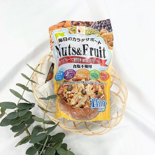 ハース 毎日のカラダサポート Nuts&Fruit