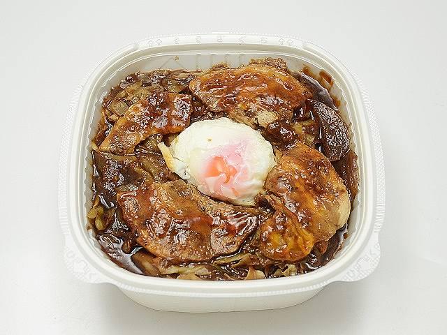 四川風ピリ辛ホイコーロー丼